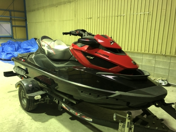 SEADOO RXT-X aS 260RS